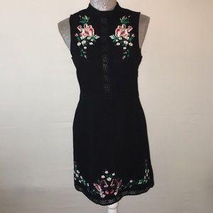 Romeo & Juliet black dress
